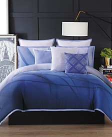 Vince Camuto Talia Abstract Full/Queen 3  Piece Comforter Set