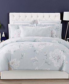 Christian Siriano Stem Floral Comforter Set Collection
