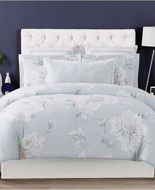 6261a06668a Christian Siriano Stem Floral Comforter Set Collection   Reviews ...