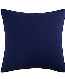 Vince Camuto Lyon European Sham in Blue