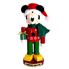 Kurt Adler 10 Inch Mickey Mouse Nutcracker