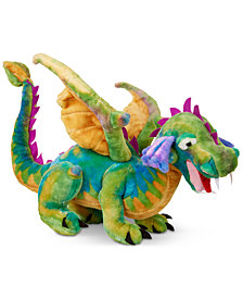 Melissa & Doug Plush Giant Dragon