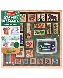 Melissa & Doug Stamp-a-Scene Stamp Set