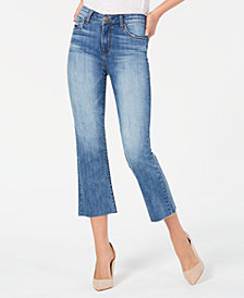 STS Blue Brooke Cropped Flared Jeans
