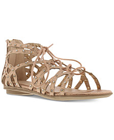 Kenneth Cole Little & Big Girls Bright Bailey Sandals