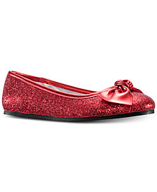 Nina Larabeth Bow Ballet Flats, Little Girls & Big Girls
