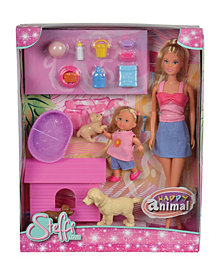 Simba Toys Steffi Love Happy Animal Puppy Playset