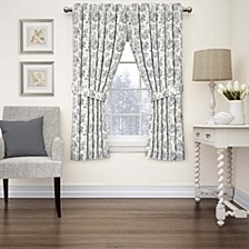 Charmed Life Toile Window Curtain