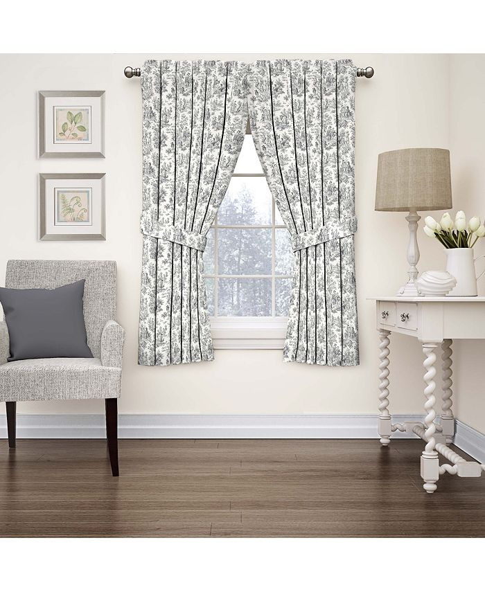 Waverly - Charmed Life Toile Window Curtain