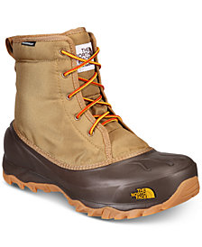 The North Face Men's Tsumoru Waterproof Winter Boots