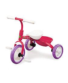 Ertl - John Deere Steel Tricycle, Pink