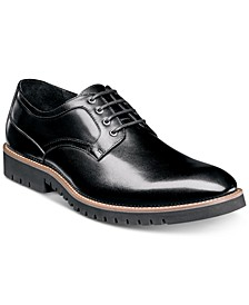 Men's Barclay Plain-Toe Oxfords