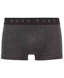 Hugo Boss Men's Printed Trunks