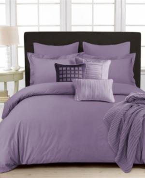 350 Thread Count Cotton Percale Oversized King Duvet Covet Set Bedding