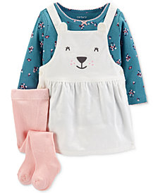 Carter's Baby Girls Jumper Set