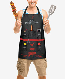 Hammer and Axe Men's Grilling Apron