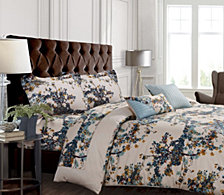 Casablanca 300 Thread Count Cotton Oversized Queen Duvet Cover Set