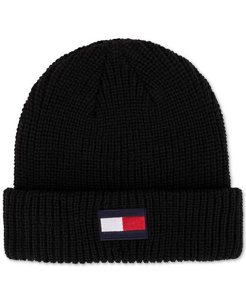 e4f9246c Tommy Hilfiger Men's Logo Cap & Reviews - Hats, Gloves & Scarves ...