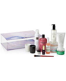 Macy's Beauty Collection 12-Pc. Cozy Night In Gift Set, Created for Macy's - Only $175 with any $100 Beauty Purchase! A $235 Value!