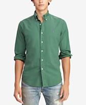 36c535e8e4 Polo Ralph Lauren Mens Casual Button Down Shirts   Sports Shirts ...