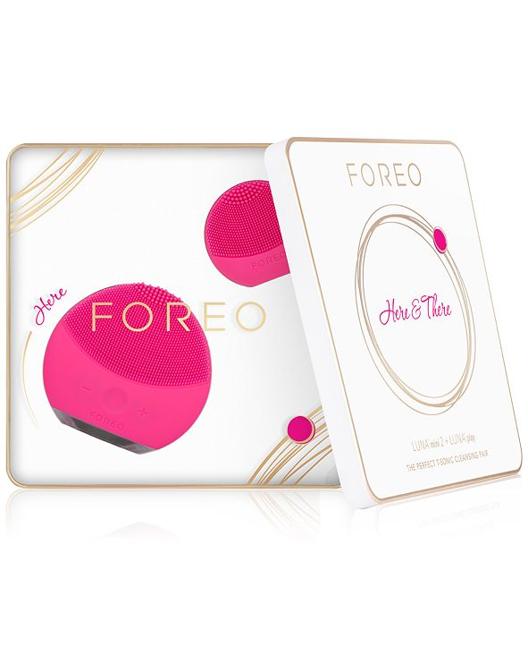 FOREO 2-Pc. Here & There Gift Set