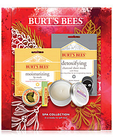 Burt's Bees 5-Pc. Spa Collection Holiday Gift Set