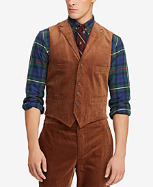 Polo Ralph Lauren Men's Corduroy Vest