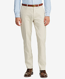 Polo Ralph Lauren Men's Stretch Classic Fit Chino Pants