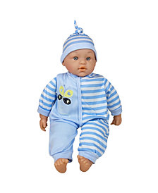 Lissi Dolls - Talking Baby 15""