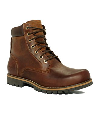 Timberland Men's Earthkeepers Rugged Waterproof Boots