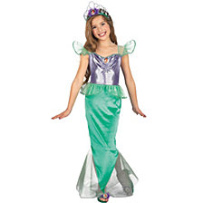 Ariel Standard Big Girls Costume