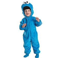 Sesame Street Cookie Monster Little Boys Costume
