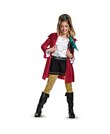 Disney's Descendants Cj Deluxe Little and Big Girls Costume