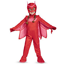 Pj Masks Owlette Deluxe Toddler Girls Costume