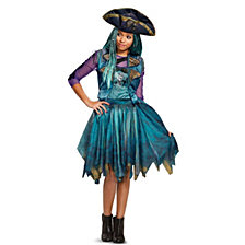 Uma Classic Isle Look Little Girls Costume