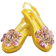 Disney Belle Little Girls Sparkle Shoes