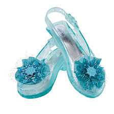 Frozen Elsa Big Girls Shoes