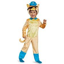 Octoanuts Kwazii Cat Classic Toddler Boys or Girls Costume
