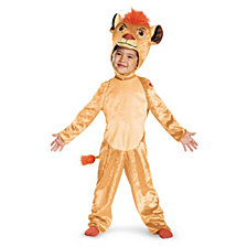 The Lion Guard Kion Classic Toddler Boys Costume