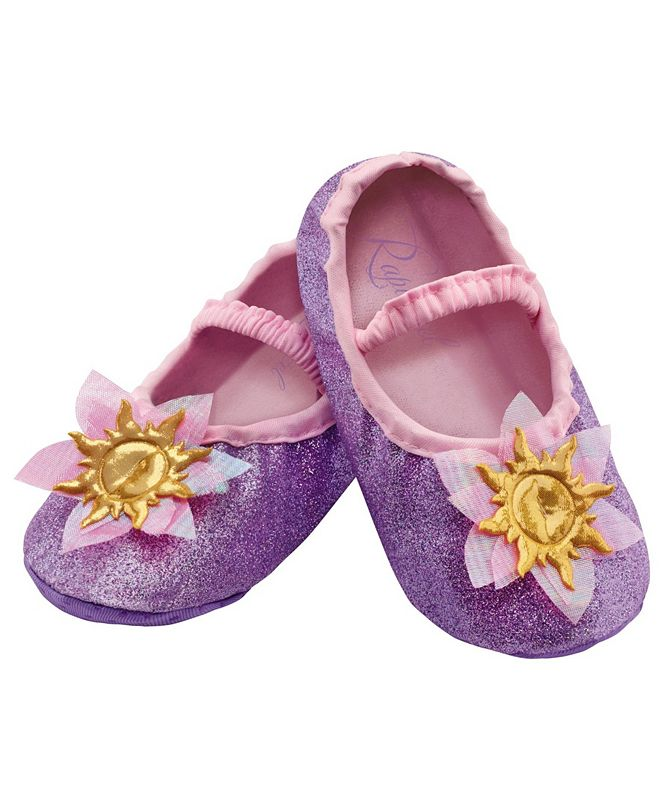 BuySeasons Disney Princess Rapunzel Toddler Slippers