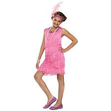 Flapper Big Girls Costume