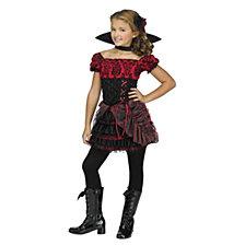 La Vampira Big Girls Costume