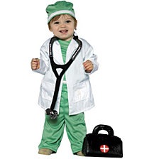 Future Doctor Toddler Boys Costume