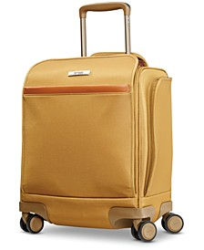 Metropolitan 2 Underseat Carry-On Spinner Suitcase