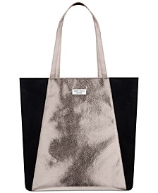 Receive a Free Tote Bag with any large spray purchase from the Jimmy Choo fragrance collection