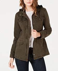 Levi's® Hooded Utility Jacket