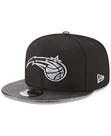 New Era Orlando Magic Snakeskin Sleek 9FIFTY Snapback Cap