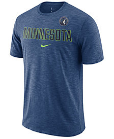 Nike Men's Minnesota Timberwolves Essential Facility T-Shirt