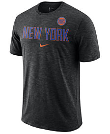 Nike Men's New York Knicks Essential Facility T-Shirt