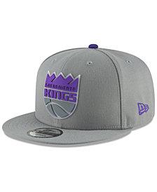 New Era Sacramento Kings Team Cleared 9FIFTY Snapback Cap